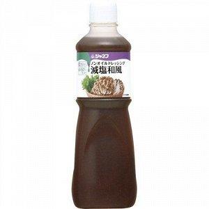 """Соус QP для салата """"Японский низкокалорийный с низким содержанием соли, 1л/Япония"""