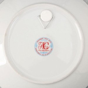 Тарелка сувенирная «Новосибирск. Коллаж», d=20 см