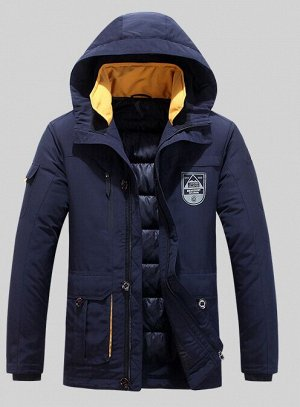 Зимняя куртка Makevery