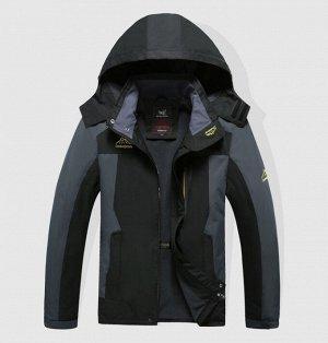 Куртка демисезонная Outdoor Sports на флисе