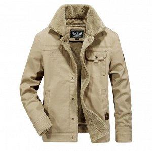 Куртка зимняя JEEP Outdoor. Хлопок 100%.