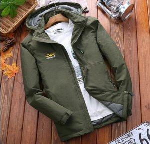 Куртка демисезонная Outdoor, стеганный подклад.