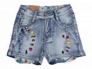 Шорты джинсовые для девочек