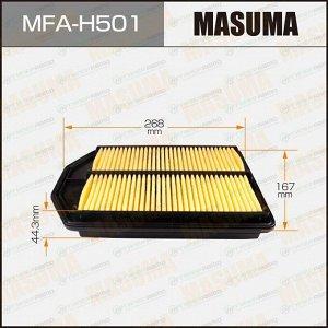 Фильтр воздушный Masuma A-895, арт. MFA-H501