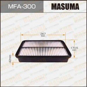 Фильтр воздушный Masuma A-177, арт. MFA-300