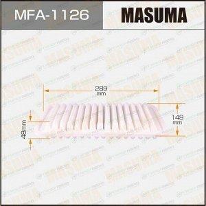 Фильтр воздушный Masuma A-1003, арт. MFA-1126