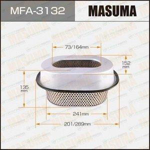 Фильтр воздушный Masuma A-3009, арт. MFA-3132