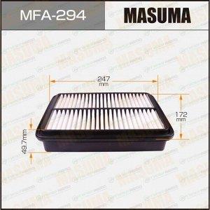 Фильтр воздушный Masuma A-171, арт. MFA-294