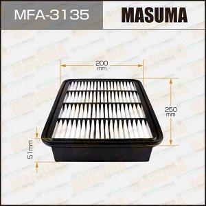 Фильтр воздушный Masuma A-3012, арт. MFA-3135