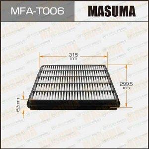 Фильтр воздушный Masuma, арт. MFA-T006