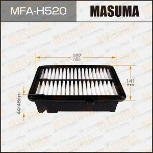 Фильтр воздушный Masuma A-898V, арт. MFA-H520