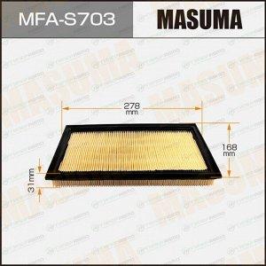 Фильтр воздушный Masuma, арт. MFA-S703
