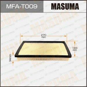 Фильтр воздушный Masuma A-1029, арт. MFA-T009