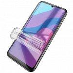 Прозрачная гидрогелевая пленка Hoco для Realme C21