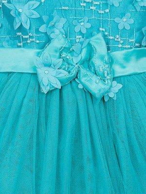 Платье для девочек с бантом