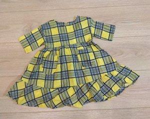 """Платье для девочек """"Yellow dress"""""""