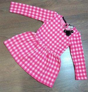 Платье для девочек Watch Me в клетку