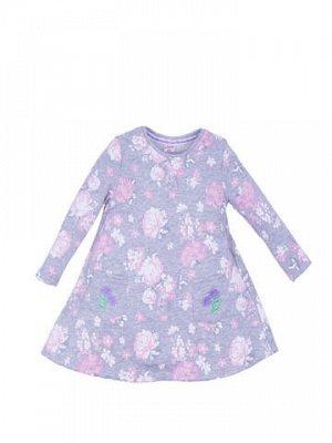Платье для девочек с принтами