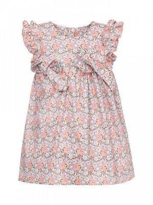 Платье для девочек с молнией сзади
