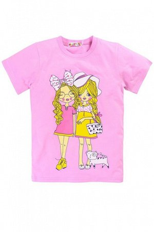 Футболка для девочки (9-11 лет) Lilac