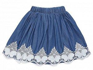 Юбка джинсовая для девочек