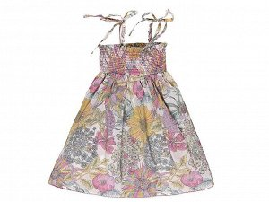 Сарафан текстильный для девочки