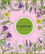 Общая тетрадь 36 листов КЛЕТКА «Полевые Цветы»