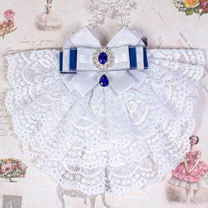 Жабо для школьного платья или блузки