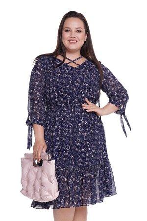 Платье-5213
