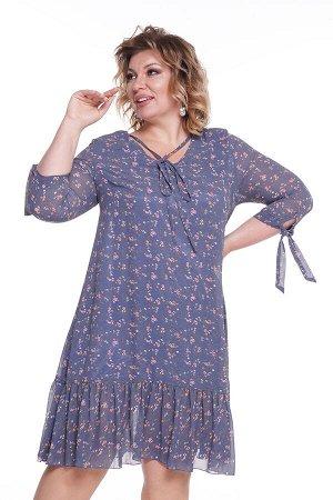 Платье-5207