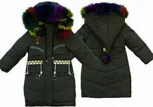Пальто д зима OS-1828 98-122/5