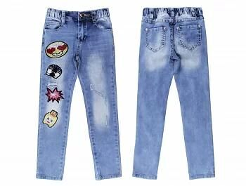 МОЁ ЧУДО-4! Стильная ШКОЛА и волшебная повседневная одежда — Джинсы, брюки