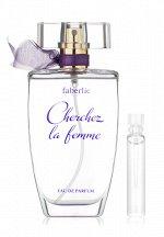 Пробник парфюмерной воды для женщин Cherchez la femme