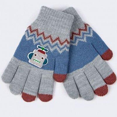 АБВГДЕЙКА моды. Бюджетная одежда от 0 до 14 лет — Варежки, перчатки для мальчиков
