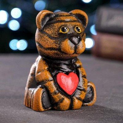 Праздник 🥳 приходит с тигром- подарки с символом года — Копилки