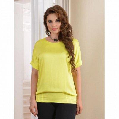 Salvi — Новая ветка женской одежды — Короткий рукав