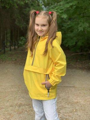 Ветровка анорак  для девочки