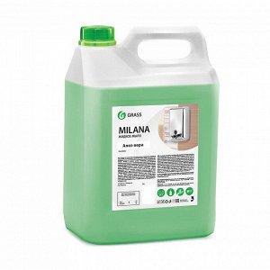 """Жидкое мыло """"Milana"""" алоэ вера 5 кг"""