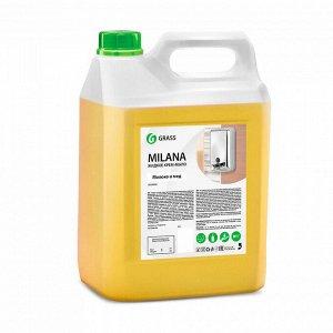 """Жидкое мыло """"Milana"""" молоко и мед 5 кг"""
