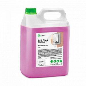 """Жидкое мыло """"Milana"""" черника в йогурте 5 кг"""