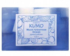 """""""Kumo"""" Мыло туалетное ручной работы """"Ocean"""""""