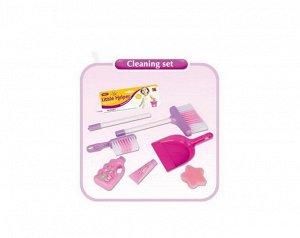 Игровой набор ABtoys Помогаю маме Генеральная уборка 6 предметов2919