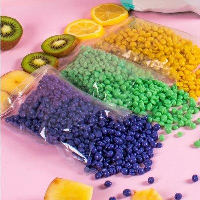 Все для шугаринга, косметика для шугаринга — Полимерные воски в гранулах SUNMY для депиляции