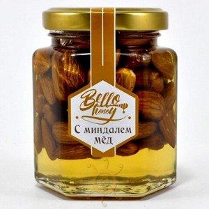 Миндаль в меду (200мл)