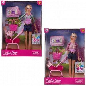 Игровой набор Кукла Defa Lucy Молодая мама, 2 вида146