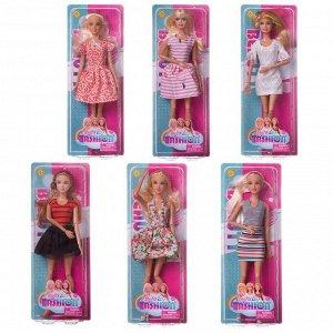 Кукла Defa Lucy Модная девушка, 6 видов641