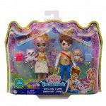 Игровой набор Mattel Enchantimals Брейли Миша и Бэннон Миша с питомцами41