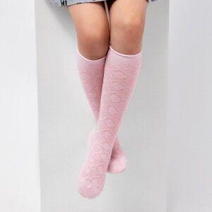 Гольфы для девочки розовый