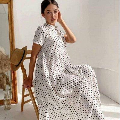 Жаркие новинки🔥 Огромный выбор женской одежды — Лёгкие и воздушные платья, и сарафаны