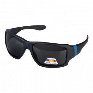 Очки поляризационные в чехле (серый) PREMIER (PR-OP-1189-G)